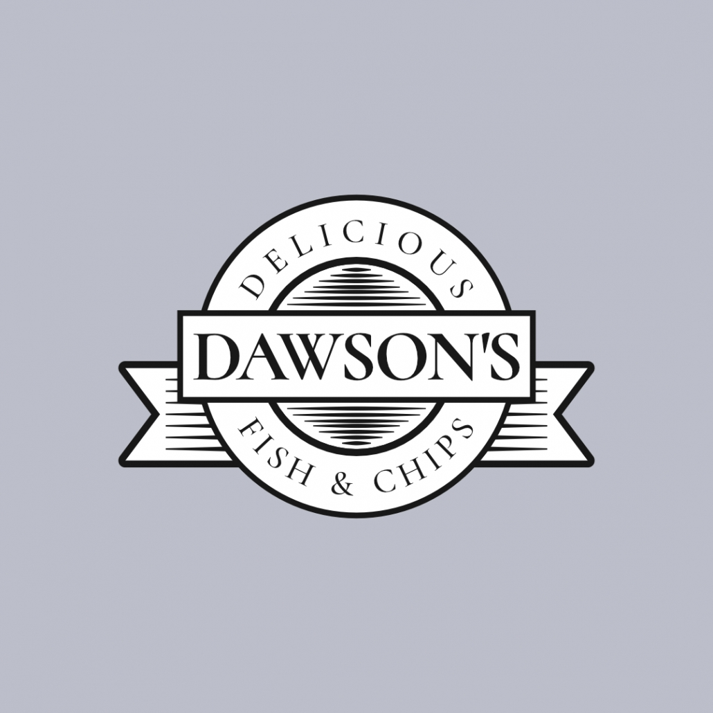 Concept Branding For Dawson's Fish & Chips