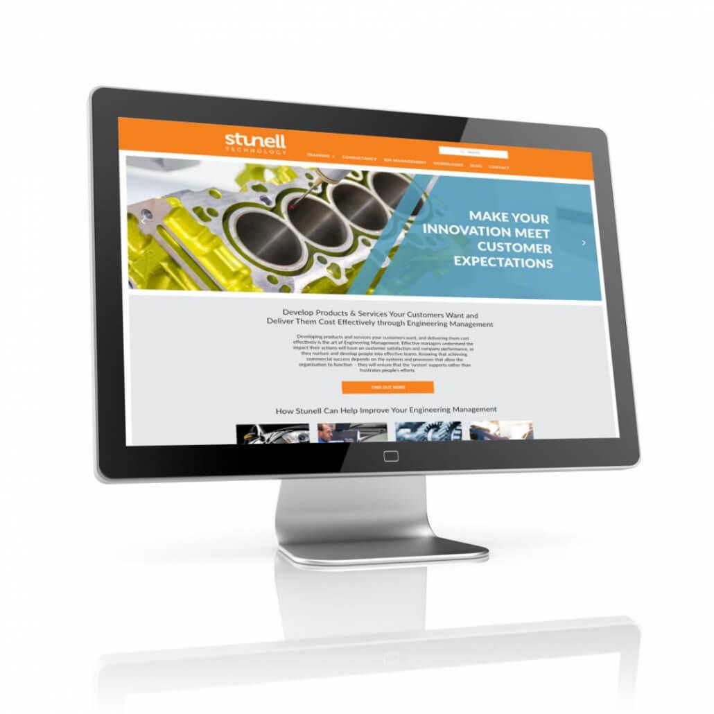 Stunell Technology Website