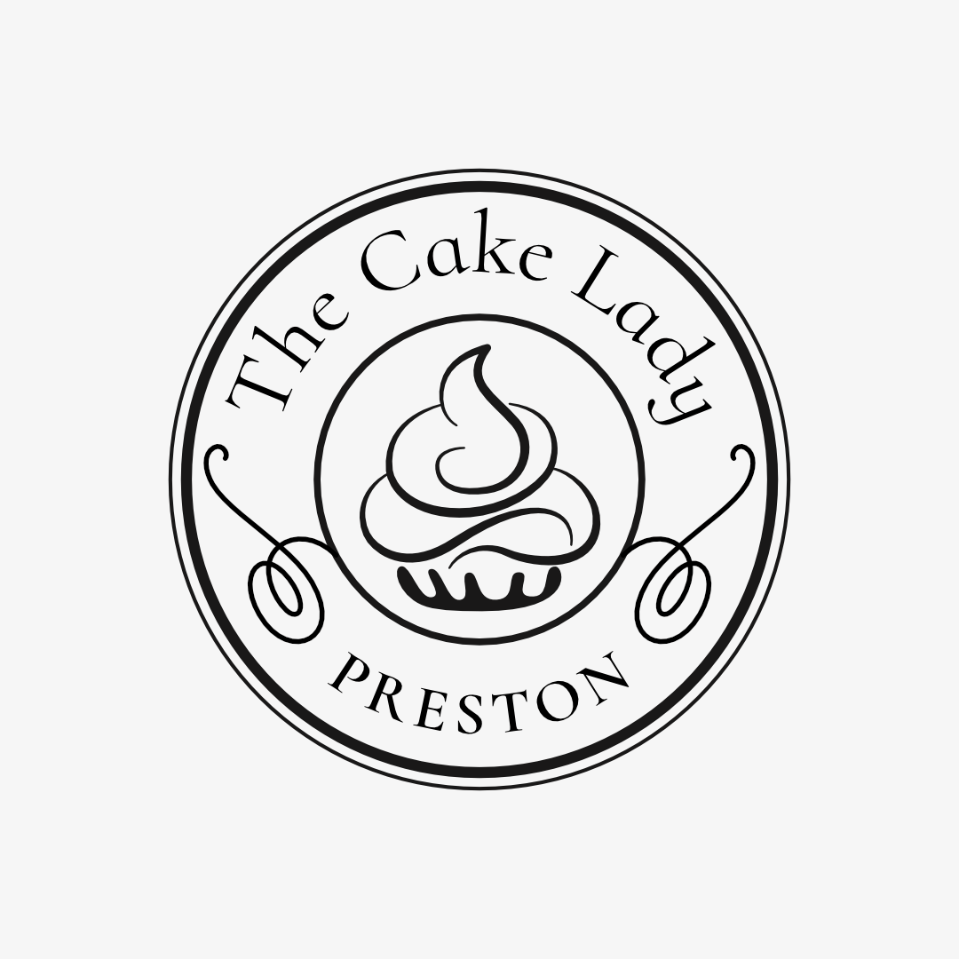 Concept Branding for The Cake Lady Preston