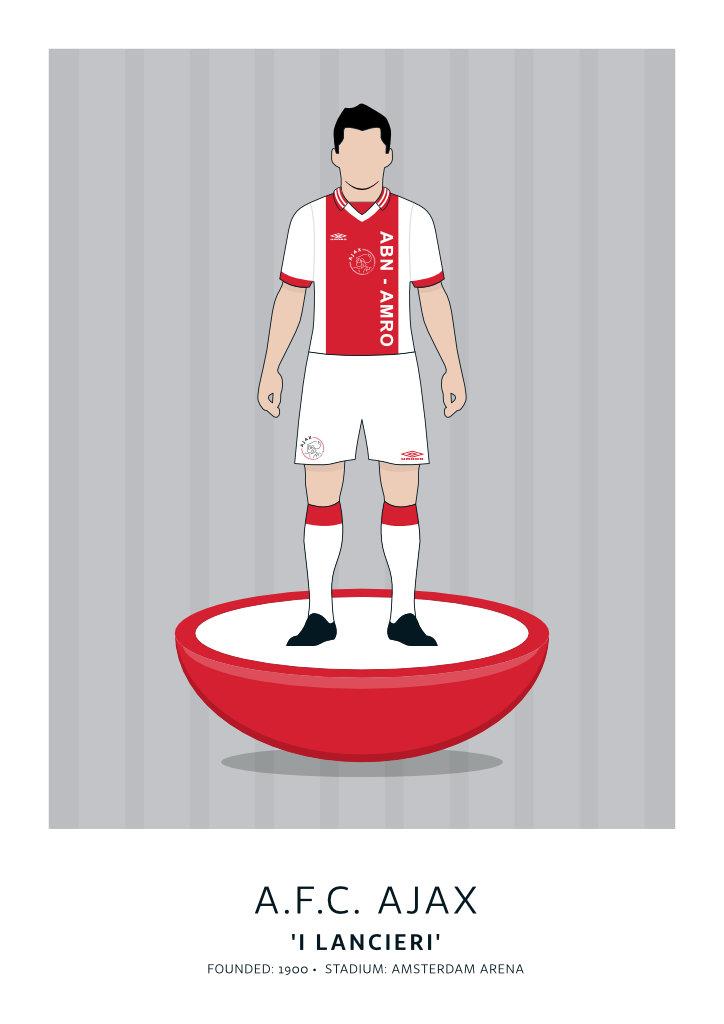 A.F.C Ajax 94-95