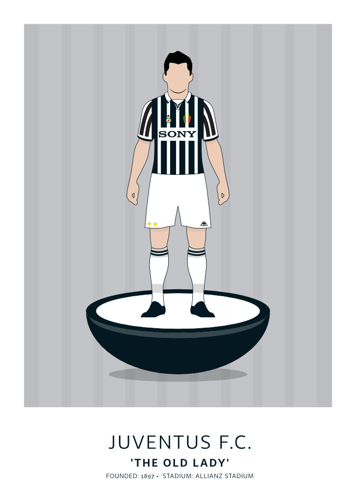 "Juventus ""Sony"" 95"