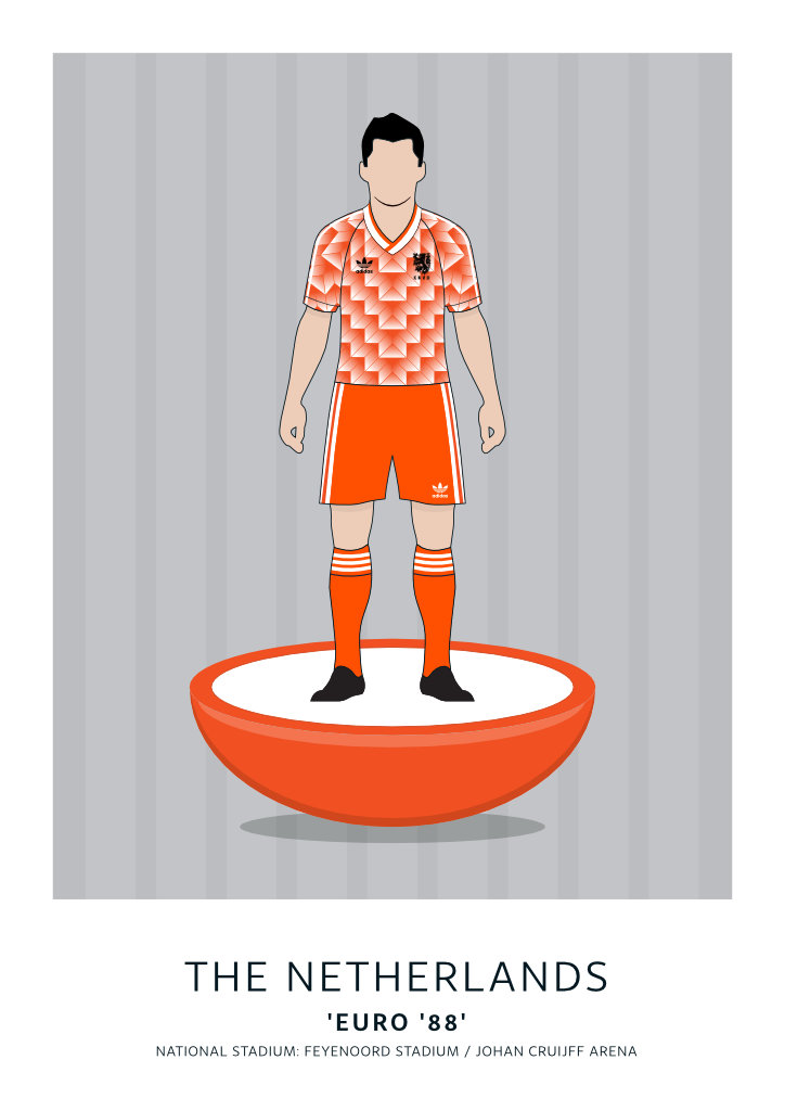 Netherlands-(Euro-88)-A