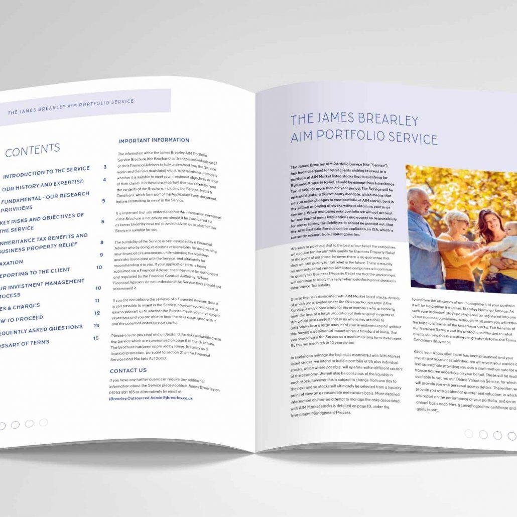 James Brearely Corporate Brochure