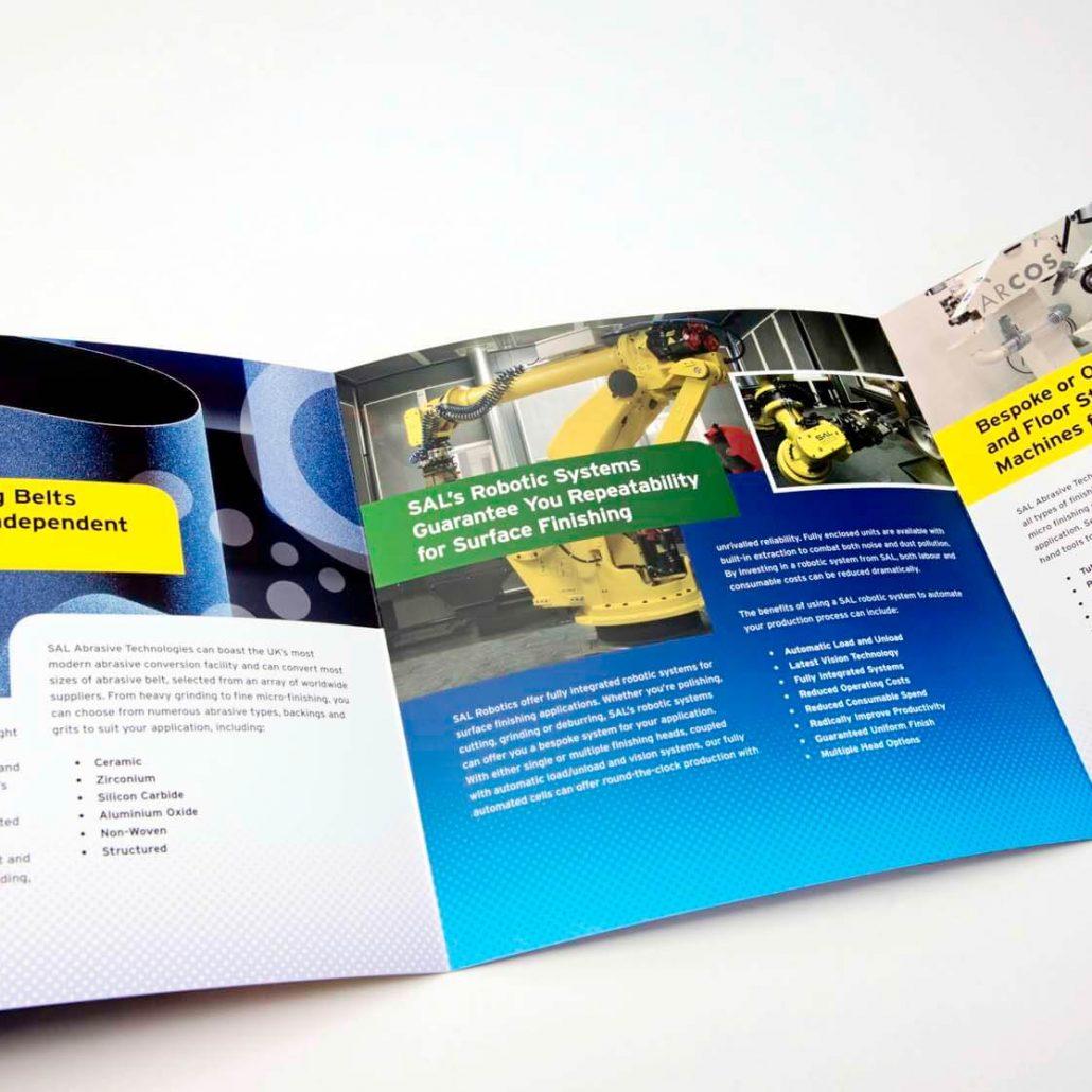 SAL Abrasive Technologies Brochure