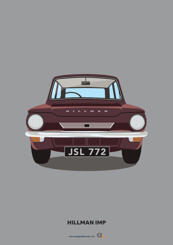 Designed By Andy - Hillman Imp