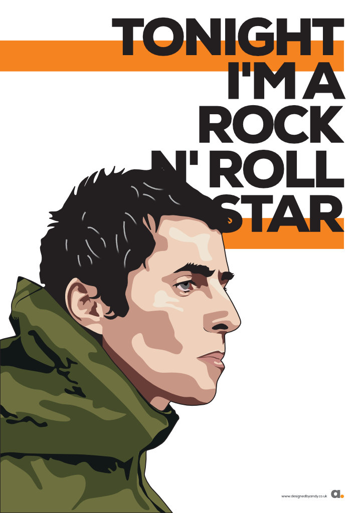 Designed By Andy Liam Gallagher