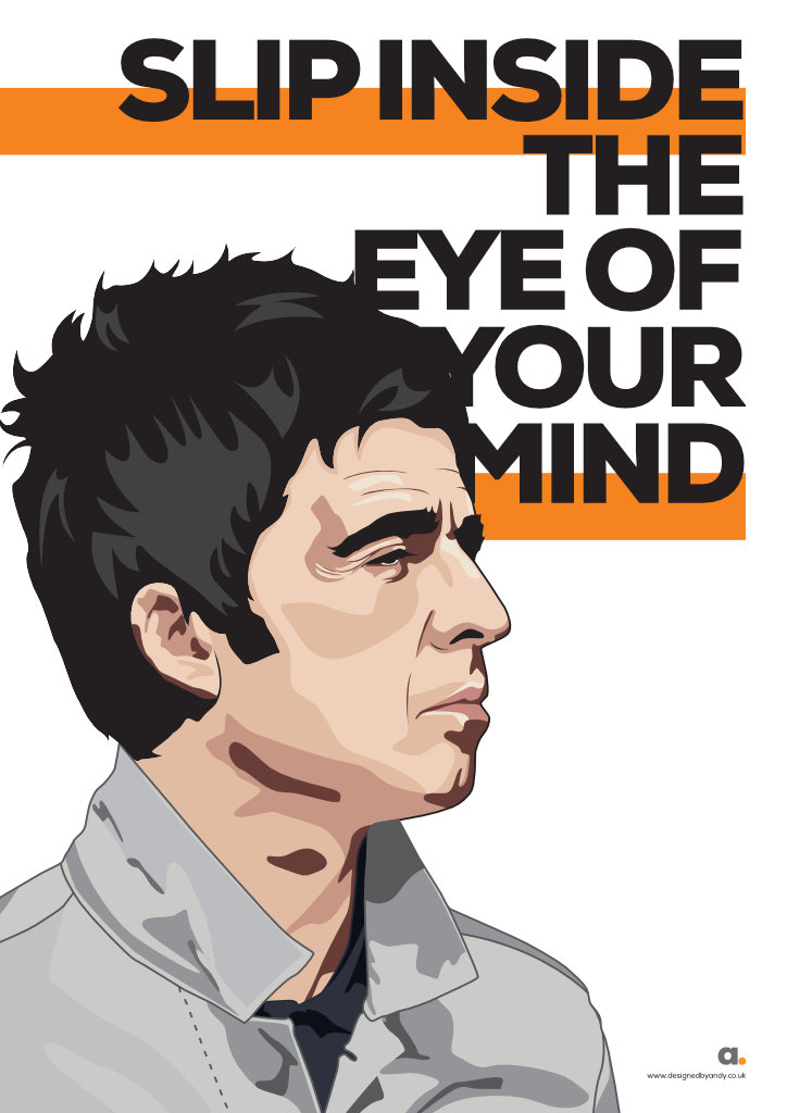Designed By Andy Noel Gallagher